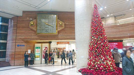 横浜そごうクリスマス