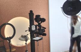 婚活写真撮影スタジオ2110