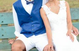 ベンチの花嫁