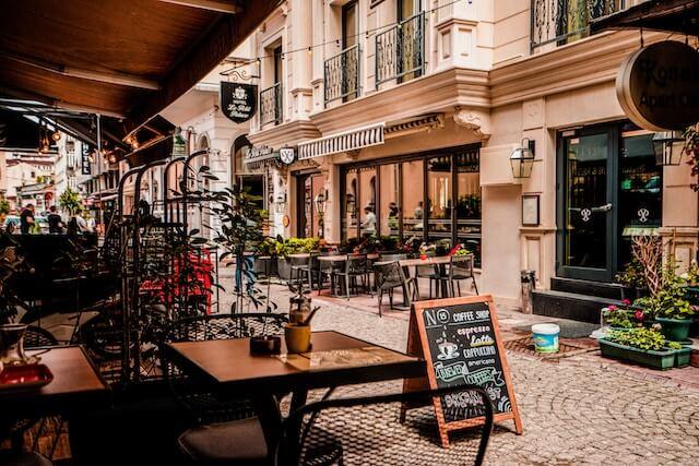 デートレストラン