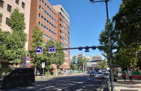 地下鉄関内駅前2109